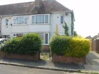 3 bedroom house to rent in Gosport, available end of June.