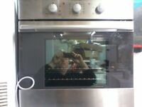 For sale single b/in ovens from £70 all in good clean working order with a g.tee A&S 01872 261190
