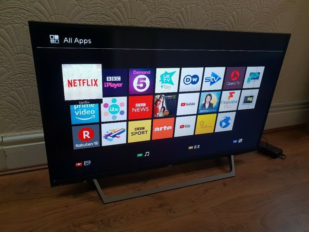 BOXED SONY BRAVIA 40-inch SUPER Smart HDR LED TV-40WE663,built in  Wifi,Freeview HD,FULLY WORKING | in Salford, Manchester | Gumtree