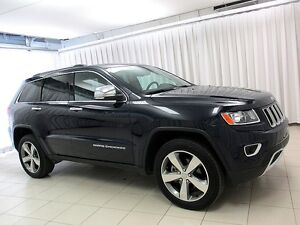 2015 Jeep Grand Cherokee LIMITED 4x4 SUV w/ NAV SYSTEM, & BACKUP
