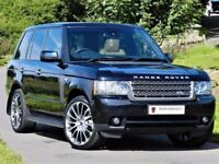 PRISTINE CONDITION! (2009) LAND ROVER RANGE ROVER 3.6 TD V8 VOUGE SE SUV -DIGITAL DASH - FLRSH -