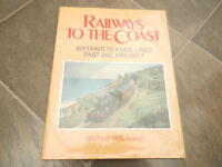 Railways to the Coast by Michael H.C.Baker