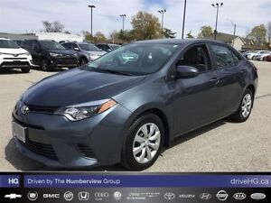 2015 Toyota Corolla LE | ONE OWNER | LOCAL |