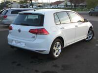 Volkswagen Golf MATCH EDITION TSI DSG BMT (white) 2017-01-30