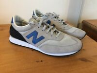 New Balance uk9 in good condition
