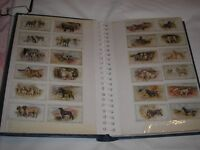 ASSORTED TEA AND CIGARETTE CARDS