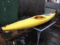"Pyranha kayak ""full kit"" bargain ..."