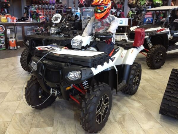 Used 2014 Polaris Sportsman 850 XTreme Performance High Output