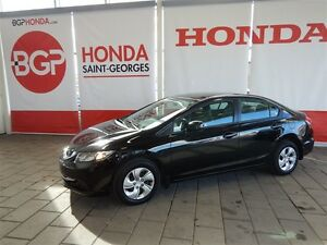 2013 Honda Civic VÉHICULE IMPECCABLE ! À VOIR !!