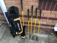 Golf clubs - Junior golf bag and clubs