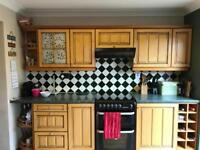 Kitchen units worktop sink and tap for sale