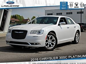 2016 Chrysler 300C **PLATINUM*AWD*NAVI *HARMON KARDON*FULL FULL*