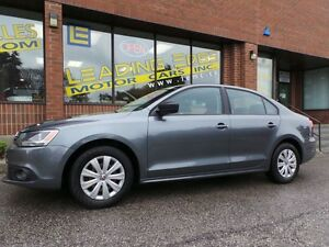 2014 Volkswagen Jetta 2.0L C-LINE SUNROOF, ALLOYS, NO ACCIDENTS!
