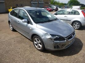 FORD FOCUS ZETEC CLIMATE - NC05JYE - DIRECT FROM INS CO