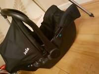 **SOLD**Joie baby car seat
