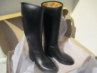 Harry Hall riding boots with box size 4 1/2- 5