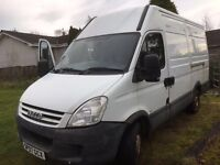 Iveco daily 35 s14 spare parts 2007 2.3 diesel 5 speed gearbox