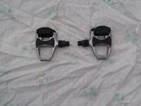 Used Shimano Cycling Pedals