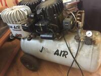 JUN-AIR... Air compressor