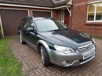 Subaru Outback 2.5 SE 5dr with 1 year's MoT