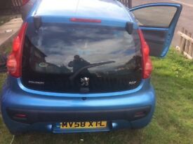 Peugeot 107 LOW MILAGE 2 OWNERS