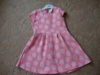 4 girls dresses age 4/5