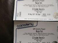 Maximo Park Tickets x2