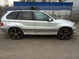 BMW X5 m sport 3.0 l petrol gas conversion 2002