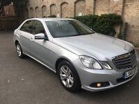 2010 Mercedes e class e220 cdi 1 previous owner full history
