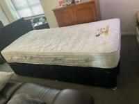 Single bed and mattress can deliver