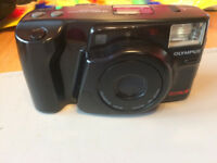 Olympus AZ-230 superzoom camera.
