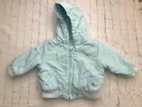 Baby boy 3-6 Months jacket by mothercare