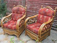 Conservatory / Garden Chairs