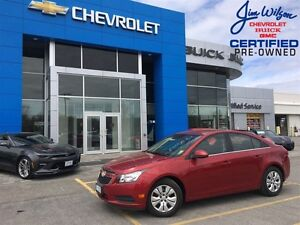 2014 Chevrolet Cruze 1LT AIR REAR CAMERA REMOTE START!!!