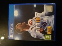 Fifa 18 PS4 - excellent condition