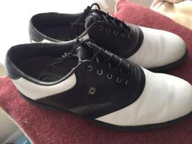 Footjoy AQL Golf Shoes 8.5