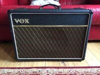 Vox ac15 valve amp