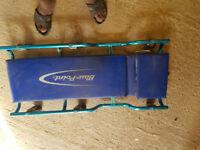 Blue Point Car Slide Board
