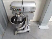 Dough mixer Gas fryers ice machines lpg Griddles kebab machine