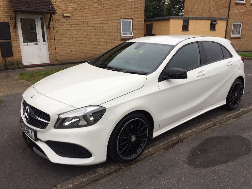 A200 amg line mercedes benz 2016 mercedes night pack for Mercedes benz a200