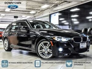 2018 BMW 3 Series 328d xDrive, M sport Pack, Pano Roof, Navi, lo