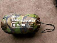 Hi gear junior commando army sleeping bag