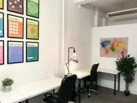 Desk Space in Shoreditch, EC2A - All Inclusive - Co-Working / Shared Office - Creative Studio