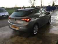 Vauxhall Astra Automatic 1.4 Petrol brand new Condition only 500 miles