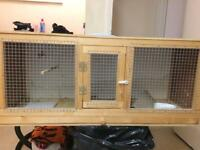 Brand new small bird flight cage