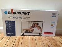 """Blaupunkt 40"""" Full HD TV - Brand New Boxed"""