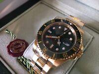 New Swiss Rolex Submariner Automatic Watch