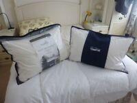 Memory Foam Luxury Pillows (Two)