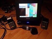 Cash register Uniwell touchscreen till DX 895