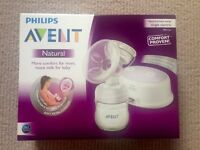 Brand New in box Avent Electric breast pump